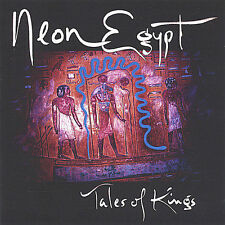 Audio CD Tales of Kings - Neon Egypt - Free Shipping