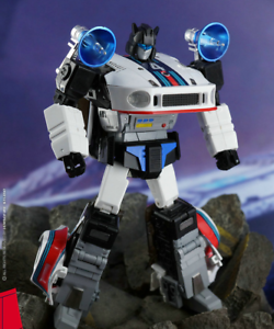 New Transformers Transform and Rollout TnR TR-01 Agent Meister MP JAZZ In Stock