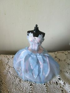 VINTAGE-1980-90-039-S-BARBIE-ODETTE-SWAN-LAKE-REPLACEMENT-DRESS-ONLY-EUC