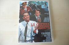 """LA GUERRA SEGRETA""""Di carlo Lizzani con V.Gassman- DVD CECCHI Gori INTEGRALE"""