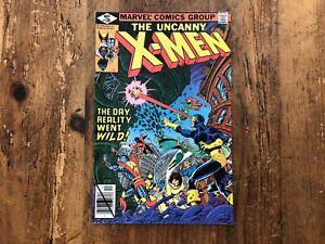 Uncanny-X-Men-128-FN-VF-7-0-Wolverine-Cyclops-Storm-Phoenix