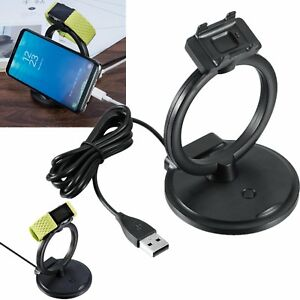 2 in 1 Charger Dock Charging Stand For Fitbit Charge 2