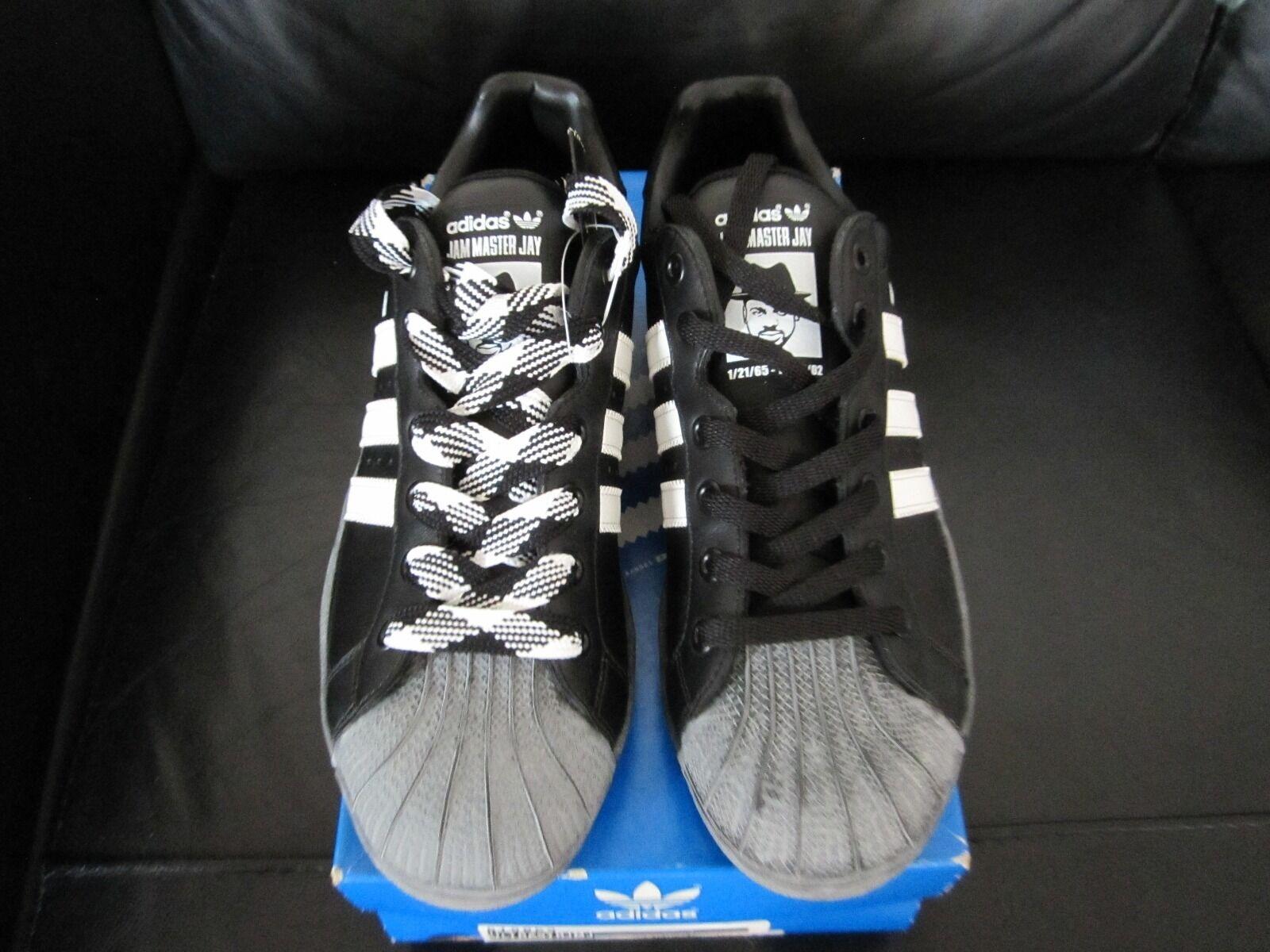 Adidas D.S 2003 Superstar {Jam Master Jay} édition limitée Neuf.
