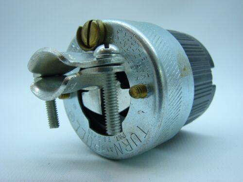 "Hubbell 45835 Super Twist Lock Variload 3/"" Connector 250V-30A//600V-30A t2"
