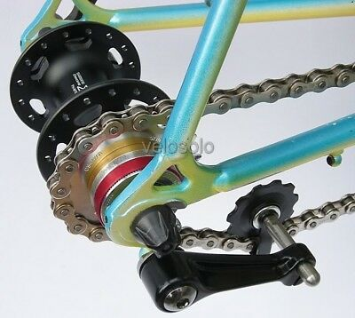 Speed single horizontal dropouts chain tensioner Surly New