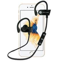 New Bluetooth Ear Hook Wireless Sports Stereo Waterproof Headset Earphone NICE