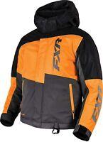 Fxr Youth Boys Squadron Warm Winter Snow Sledding Jacket Coat - Sizes 2 Or 4