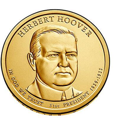 Fast Shipping 2014 Philadelphia Mint P Presidential Dollar 4 Coin Set
