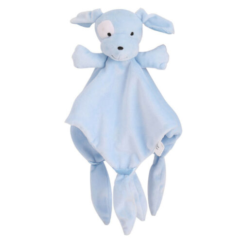 Baby Comfort Towel Soft Stuffed Animal  Plush Security Blanket Soothing Kids Toy