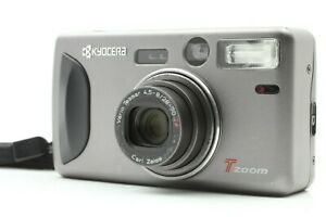 EXC-Kyocera-Yashica-T-Zoom-Point-amp-Shoot-Film-Camera-From-JAPAN-A131