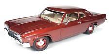 1:18 AUTOWORLD /ERTL American Muscle 1966 Chevrolet Biscayne Coupe Aztec Bronze