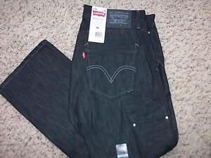Uomo Style Jeans Us Levis 31x30 Ship Black Slim 565140003 Straight New Free 514 FXZBq1w1