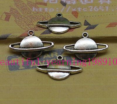 Free shipping 25/100pcs Retro Style alloy A globe fashion Charm pendant