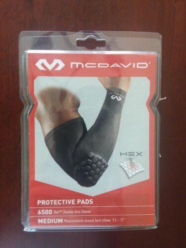 "McDavid Hex Shooter Arm Sleeve Medium Measurement 9.5-11/"" 6500"