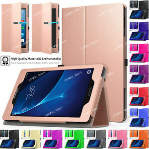 Leather-Flip-Smart-Stand-Case-Cover-For-Samsung-Galaxy-Tab-A-7-034-SM-T280-SM-T285