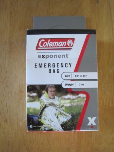 Coleman Exponent Emergency Bag