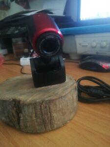 Webcam con microfono per pc