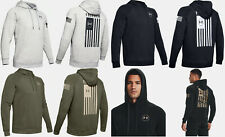 Under Armour 1323105 Men/'s Athletic Hoodie UA Freedom Tech Terry Tactical Hoody