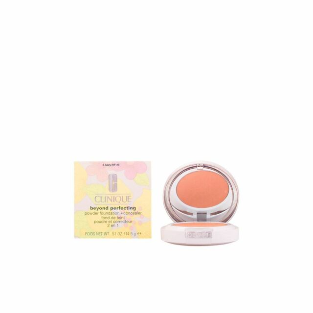 Clinique Beyond Perfecting Powder Foundation Concealer 06 Ivory 14.5g