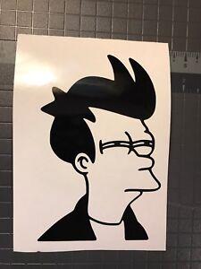 Futurama - Fry Stencil | Free Stencil Gallery