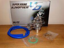 BLITZ SuperSound Venturi Drive Blow PopOff Schubumluftventil BOV Valve Universal