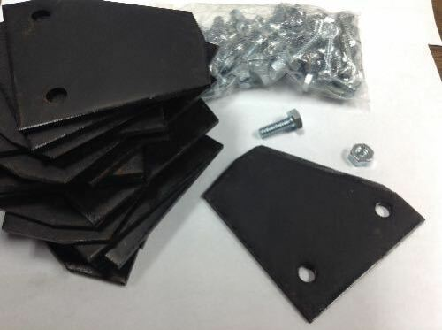 New Billy Goat Slicing Blade Kit CR-Series Accessory Part # 350187 Set of 20