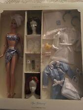 Barbie Silkstone Gift Set with Accessories RARE  Spa Getaway  MIB PERFECT