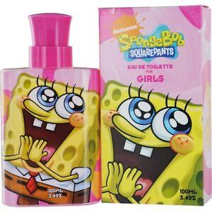 Spongebob-Squarepants-by-Nickelodeon-Spongebob-EDT-Spray-3-4-oz-10Th-Anniversary