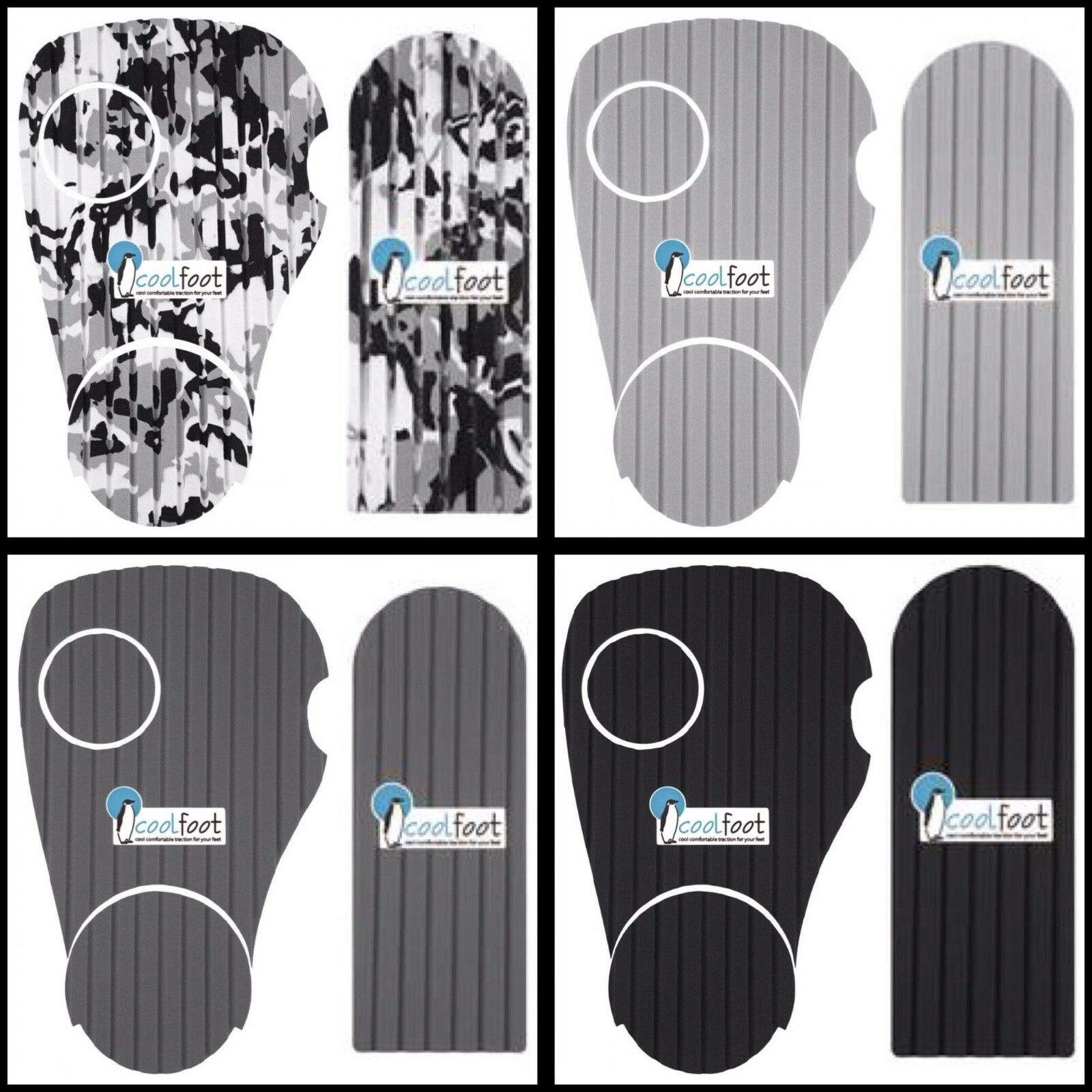 Minn  Kota round-switch coolfoot   Hotpad combo - 16 colors  fast shipping worldwide