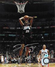 Lou Williams Autographed Signed 8x10 Photo 76ers Lakers (JSA PSA Pass)