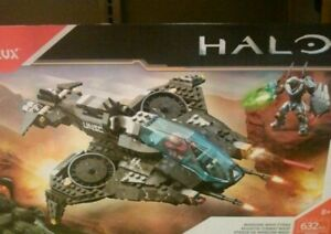 MEGA Construx FDY53 Halo 5 Warzone Wasp Strike Building Set