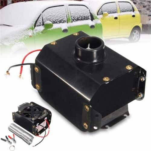 12V DC Portable 300W Tungsten Heating Cooling Heater Fan Car Defroster Demister