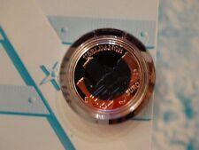 5 Euro Silber Niobium Sondermünze Luxemburg 2017 USELDANGE