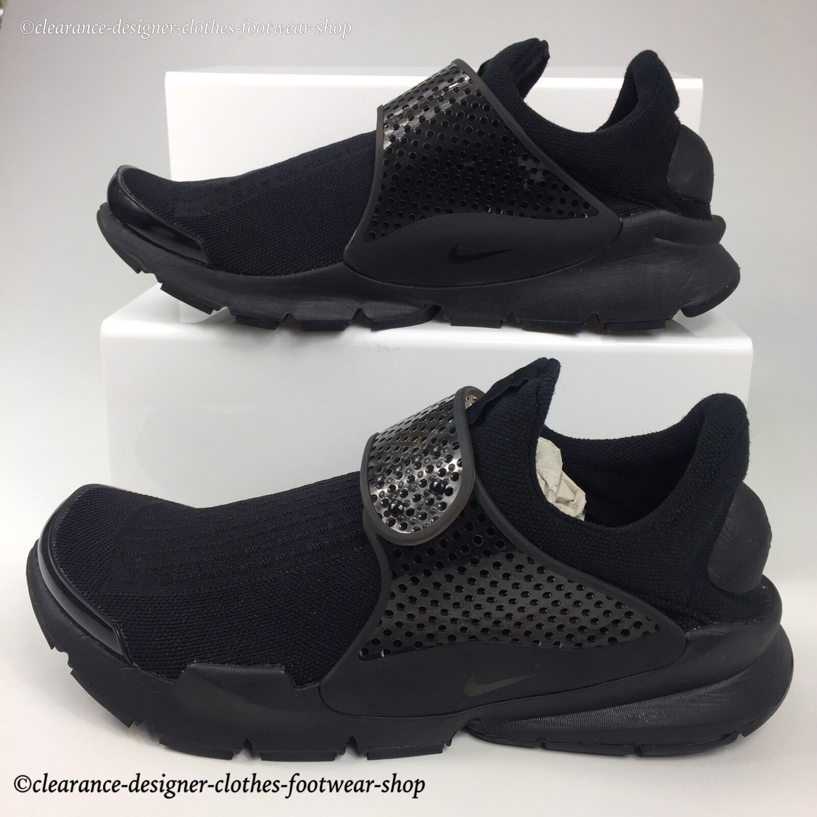 NIKE SOCK DART TRAINERS GYM homme TRIPLE noir fonctionnement GYM TRAINERS CROSS FIT Chaussure  100 816c5f