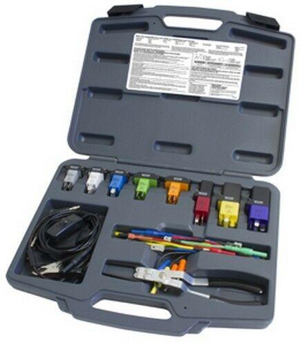 Lisle 69300 Master Relay Set W//Leads Switch Fuse Power