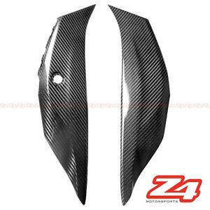 2016-2019-ZX-10R-Rear-Lower-Tail-Side-Seat-Cover-Trim-Cowl-Fairing-Carbon-Fiber