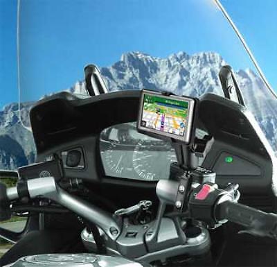 SUPPORTO FRIZIONE MOTO PER GARMIN NUVI 1490T RAM-MOUNT RAM-B-174-GA35U