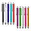 ARYKX-Stylus-Pen-For-Touch-Screen-Devices-10pcs-Pack-Fiber-Mesh-Tip-Pens thumbnail 1