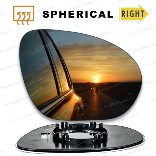 Right Driver side Wing mirror glass for Nissan Juke 2011-2014