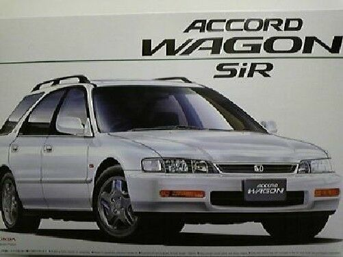 Aoshima The Best Coche Gt Honda Accord Wagon Sir (Cf-2)