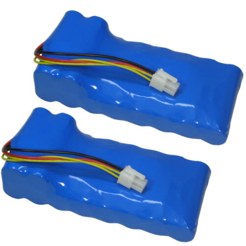 2x Haute Performance Li-Ion Batterie 18 V 5000 mAh Pour Husqvarna Automower 330x 430 450x