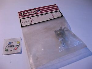 Daveco-150S-5-Volume-Ctrl-Potentiometer-5K-Ohm-Slot-Shaft-w-Switch-NOS-Qty-1