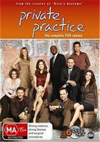 1 of 1 - PRIVATE PRACTICE Season 5 : NEW DVD