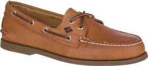 Sperry-Top-Sider-Authentic-Original-Boat-Shoe-Men-s-NEW-Sahara-Brown