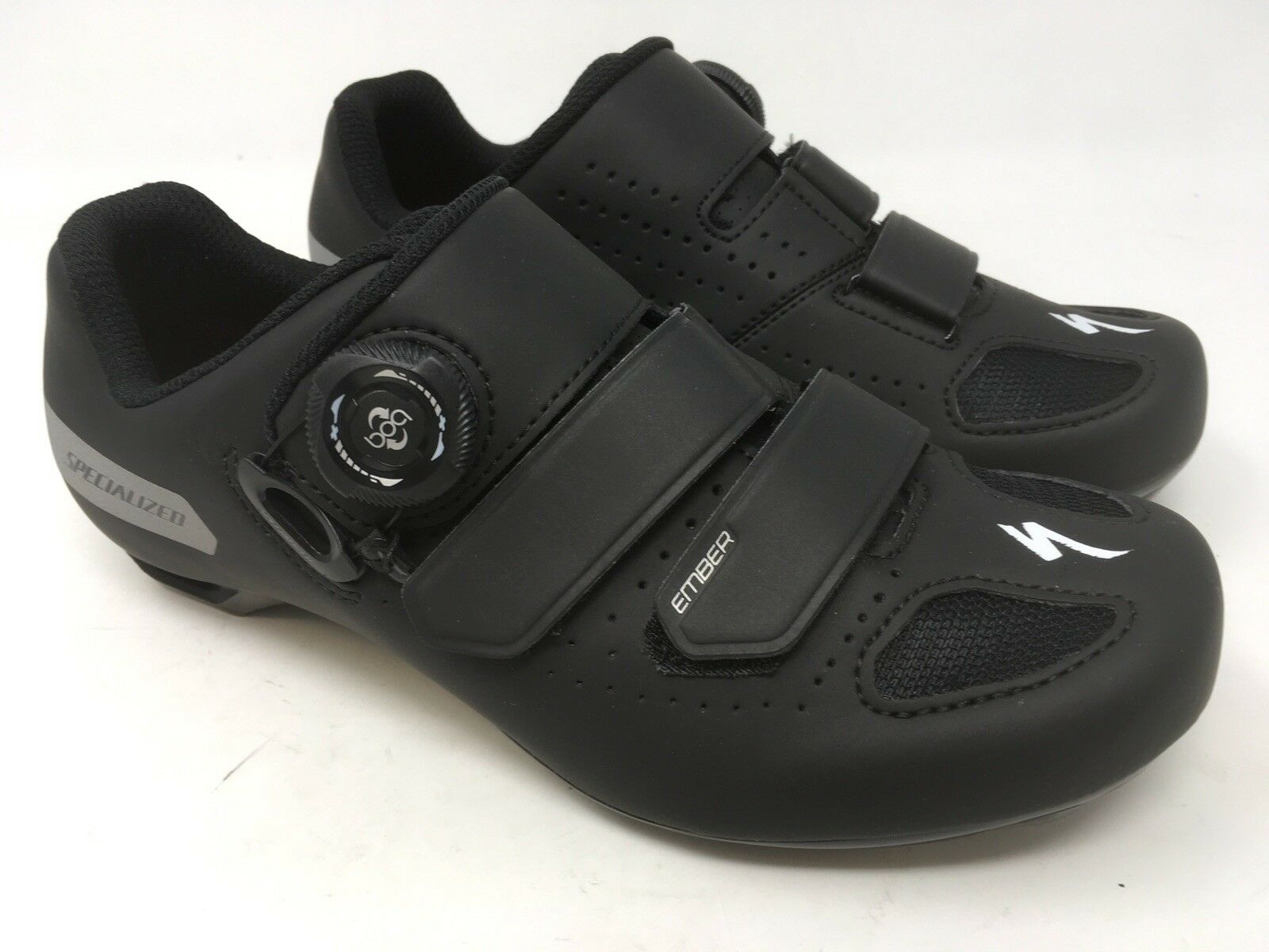 SPECIALIZED Ember Route Chaussures Femmes EU 38 US 7.25 UK 4.75 Noir