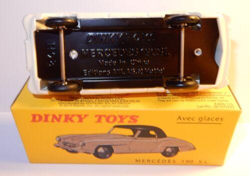 Vorhanden Dinky Spielzeug Atlas Mercedes 190 Sl Coupé Zweifarbig 1//43 Ref 526 in
