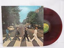 The BEATLES RED WAX LP ABBEY ROAD Japan Pressing Vinyl EMI AP-8815