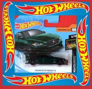 Hot-Wheels-2020-jaguar-XE-SV-Project-8-171-250-neu-amp-ovp