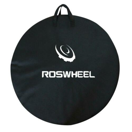 4Pcs ROSWHEEL Travel Bicycle Wheel Bag Waterproof Rustless Bike Protect Bag