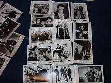 LOT OF 12 1990s ROCK PUBLICITY PRESS PHOTOS  Van Halen,Joan Jett, GooGoo Dolls